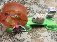 Hamster toy