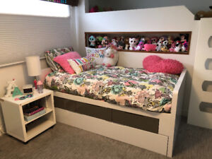 Jack and Jill Bed