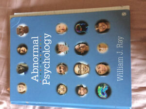PSY240 abnormal psychology textbook + notes