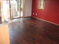 WB Contracting: Hardwood Flooring sold here!