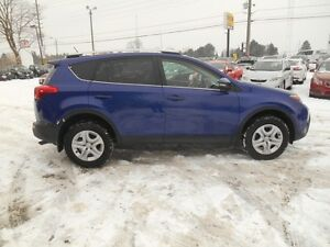 2014 Toyota RAV4 LE FWD Peterborough Peterborough Area image 7