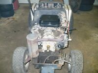 Briggs 18 hp twin opposed  for garden tractor riding lawnmower
