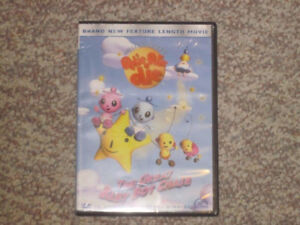 Rolie Polie Olie The Great Baby Bot Chase DVD
