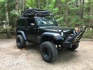 Jeep wrangler Trail rated