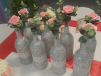 OFFER CUSTOMIZED WINE BOTTLES 1 CAD EACH(RENTAL)