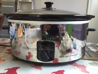Slow Cooker 5.5 litre