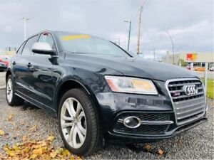 Audi Sq5 3.0 Technik 2014
