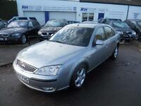 FORD MONDEO 2.2TDCI EDGE 07reg 155BHP MANUAL HATCHBACK ONLY 92000MILES VGC