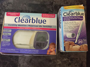 Clearblue Fertility Monitor With 42 Monitor TestSticks