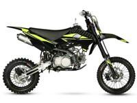 STOMP Z3R - 140 2021 PIT BIKE BRAND NEW MOTOCROSS BIKE