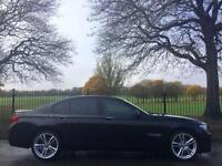 2012 08 BMW 7 SERIES 3.0 730D M SPORT 4D AUTO 242 BHP DIESEL