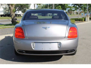 2008 Bentley Continental Flying Spur Sedan - 4 YR WARRANTY INCL!