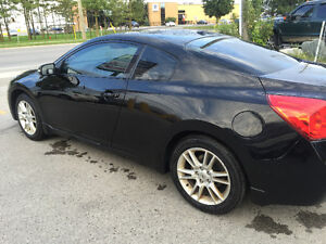 2009 Nissan Altima coupe Coupe (2 door)