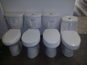 TOILETS COMFORT HEIGHT SOFT CLOSE DUAL FLUSH
