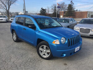 2008 Jeep Compass Sport SUV Safetry & Etested! 108 K's