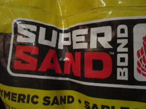 *Sable polymere gris ardoise (Super Sand) 50 lbs