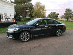 Lease Takeover 2015 Honda Accord