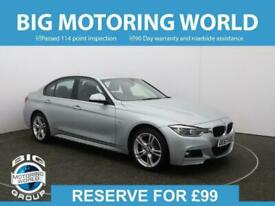 image for 2017 BMW 3 Series 320D XDRIVE M SPORT Auto Saloon Diesel Automatic
