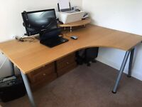 Ikea desk for sale