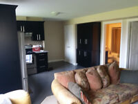 Professionally Renovated Bowmanville 1 Bedroom Apartment .
