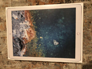 iPad Pro 12.9 Inch 256 GB - New and Unopened In Box
