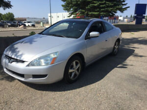 2005 Honda Accord EX, (Solid & Just 166KMs) Asking $3900
