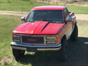 Trade my short 4x4 for a short box c10 2wd