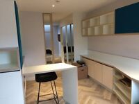 Re-licensing studio flat in a student residence