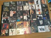84 CD albums ( a few singles included )