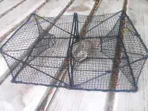 Fishing Bait Trap, Crayfish, Minnows, Lobster