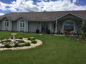 Beautiful Acreage with 9.95 Acres a few miles from Swan River