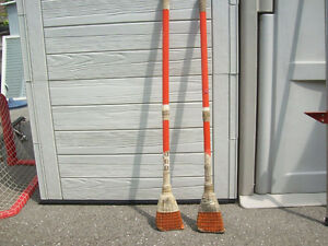 BROOM BALL  STICKS