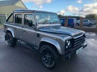 2006 Land Rover Defender LAND ROVER DEFENDER 110 COUNTY DOUBLE CAB PICKUP FSH ST
