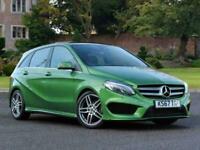 2018 Mercedes-Benz B CLASS DIESEL HATCHBACK B180d AMG Line Premium Plus 5dr Hatc