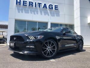 2017 Ford Mustang EcoBoost2.3L ECOBOOST ! AUTOMATIC ! ONLY 17,00