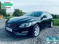 2013 Volvo V60 2.0 D3 SE LUX NAV 5d 134 BHP Estate Diesel Automatic