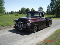 great deal on a 1956 chevy pickup .....get in and drive