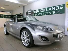 Mazda MX5 2.0I SPORT TECH [5X SERVICES, LEATHER, HEATED SEATS and BOSE SPEAKERS]