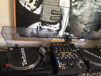 Complete Digital DJ setup