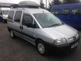 Peugeot Expert only 49,000 miles wheelchair vehicle