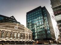 2 - 60 people ( Gherkin City of London- EC3R ) Co-working - Office Space to Let