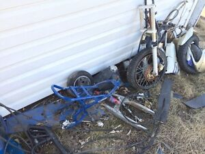 Pocket bike and pitbike parts