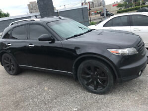 2005 Infiniti FX SUV..AS IS ..Clean Title