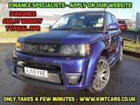 2009 Land Rover Range Rover Sport 3.6TD V8 Auto HSE - KMT Cars