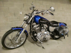 Harley Davidson Sportster XL Custom 1200