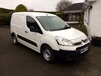 CITROEN BERLINGO 1.6 HDI, 2013, 3 SEATER, SIDE DOOR, NO VAT *FINANCE FROM AS LITTLE AS £30 PER WEEK*