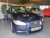 2010 60 Jaguar XF Luxury Full Leather Trim 3ltr Diesel