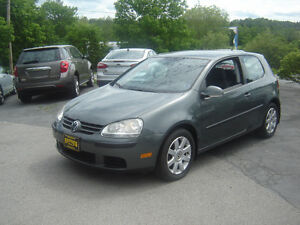 2008 Volkswagen Rabbit Coupe (2 door) with only 088000 kms