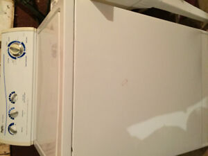 For sale: WASHER & DRYER