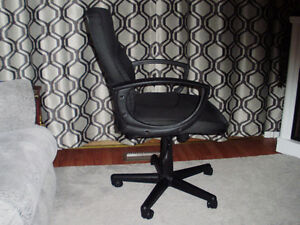 Office Chair (fabric) for Sale Cambridge Kitchener Area image 5